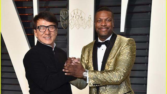 Berhasil Temukan Skenario Yang Pas,Alasan Jackie Chan Mau Bintangi Rush Hour 4