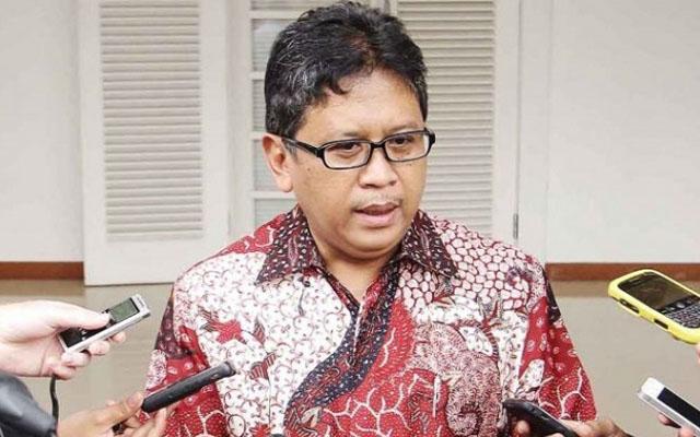 Berkunjung Ke Rumah Hamzah Haz, Sekjen PDIP Bawa Oleh Oleh dari Megawati