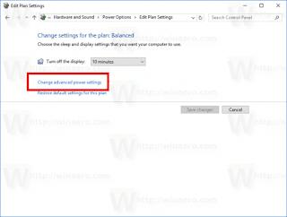 Sửa lỗi Windows 10 không hiện thông báo pin yếu
