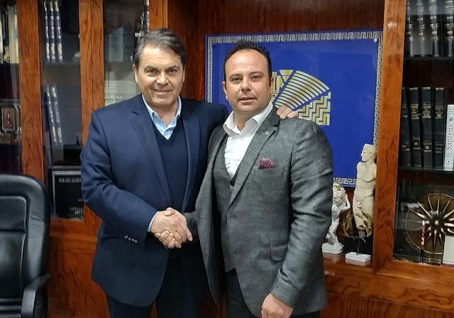 """Δύο νέες υποψηφιότητες με τον Δήμαρχο Δημήτρη Καμπόσο και την """"Αλλαγή Πορείας"""" (βίντεο)"""