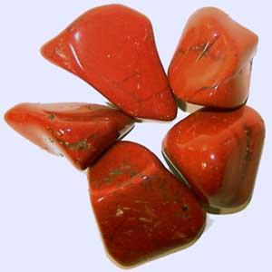 Piedras Mágicas: Jaspe Rojo