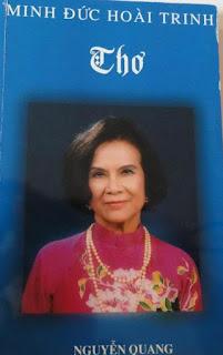 Image result for hình nhà văn Minh Đức Hoài Trinh