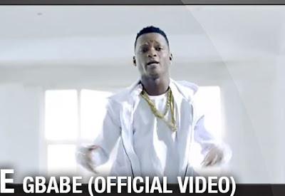 VIDEO: Lace ft Olamide - Gbabe (Sebi Iwo)