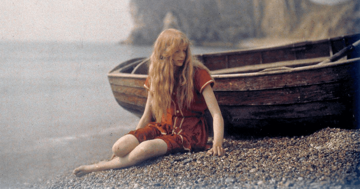 40 Old Color Pictures Show Our World A Century Ago