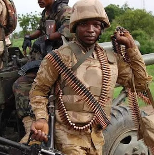 Ruthless Soldiers Wastes 23 Defiant N'Delta Militants