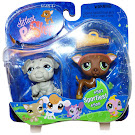 Littlest Pet Shop Pet Pairs Greyhound (#507) Pet