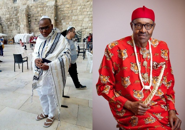 Nnamdi Kanu Shocks the Entire Nation, Reveals What Will Happen If He Is Killed