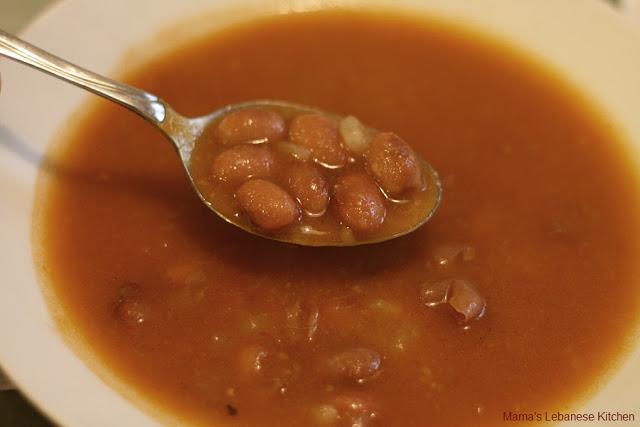 Vegetarian Fasolia Beans Stew – Fasolia bi Zait