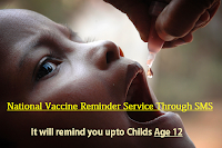 National Vaccine Reminder Service