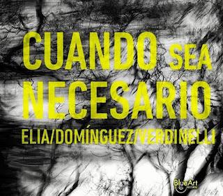 """Eduardo Elia """"Cuando sea necesario"""" / stereojazz"""