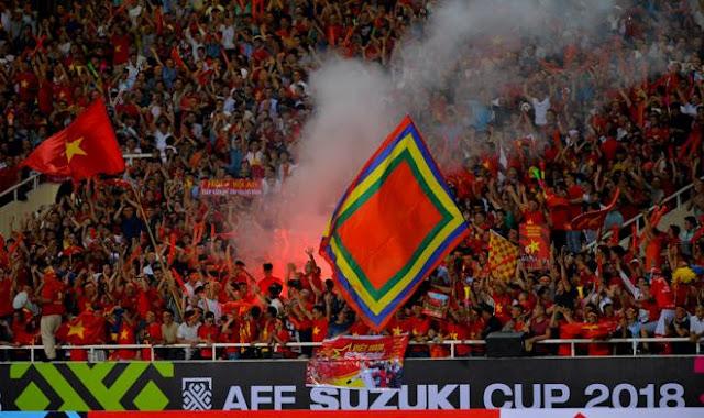 Vì CĐV, Việt Nam nguy cơ bị đá sân trung lập 2