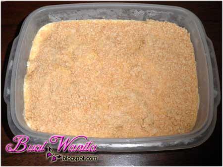 Buat Wanita: Resepi Mudah Cheesekut / Biskut Cheese Nestum