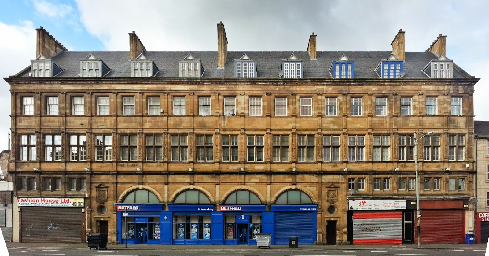 Former Bridge Street Train Station, Glasgow