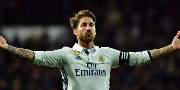 Sergio Ramos Klaim Ronaldo Tidak Pura-Pura Terjatuh