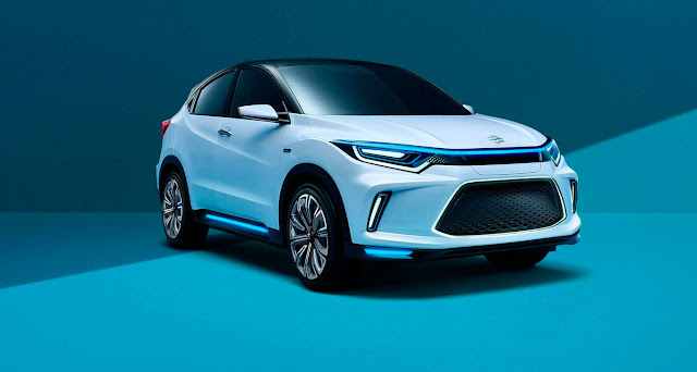 The Everus EV will be Honda's first electric car