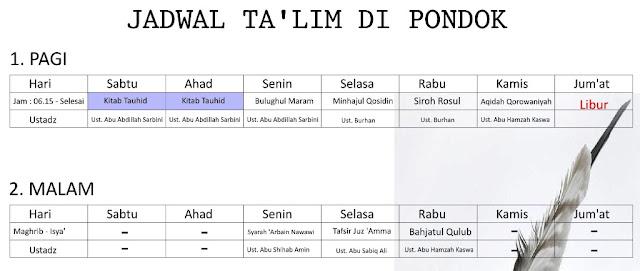 salafy magelang,minhajus sunnah