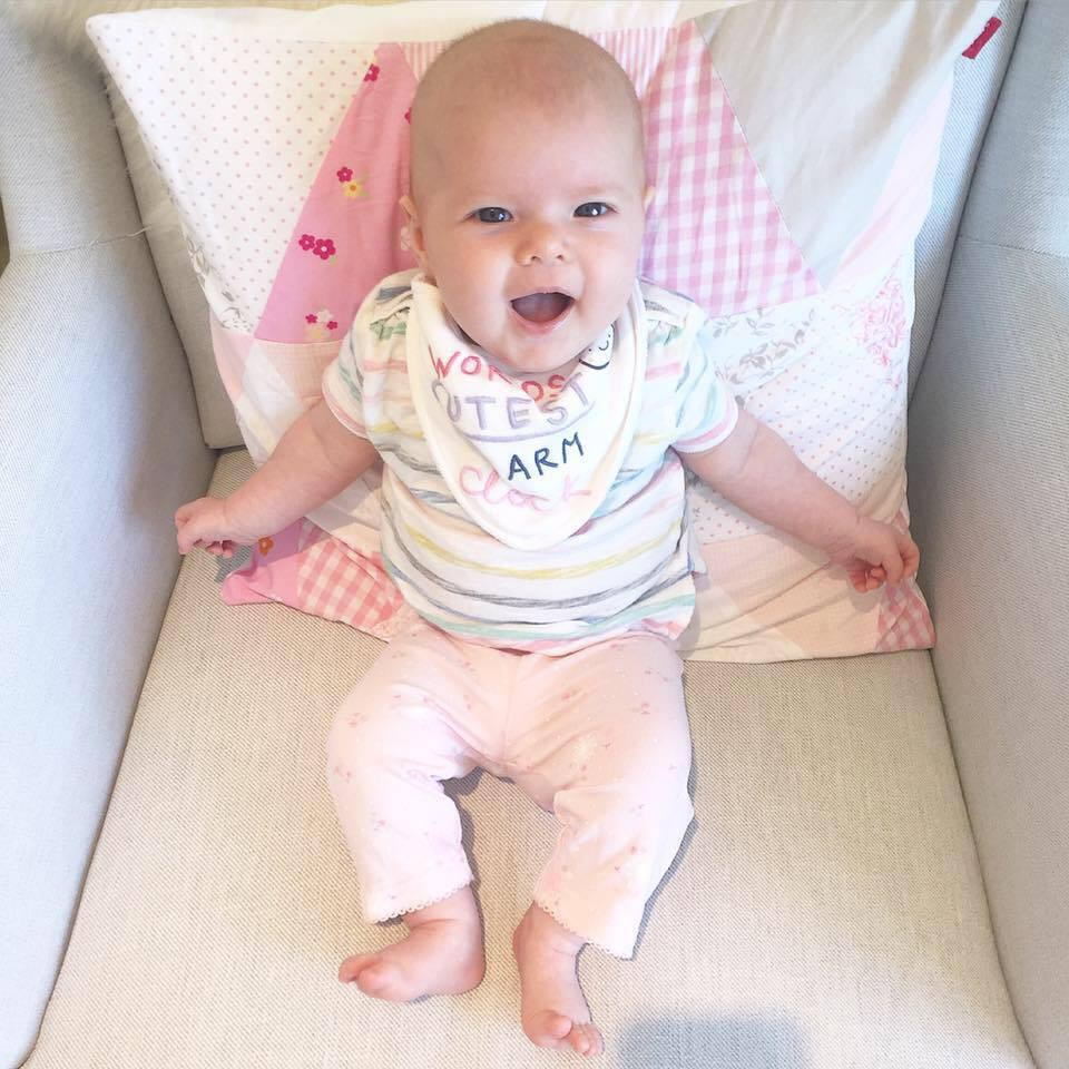 Sophia Molly: Three Month Update