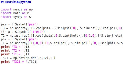 Symbolic Python Fast Lab Tutorials