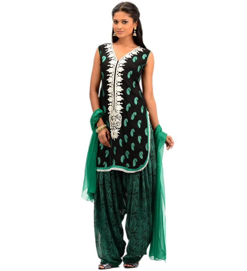 punjabi suit for women