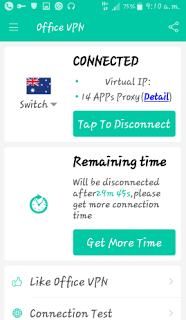 9mobile office VPN connect