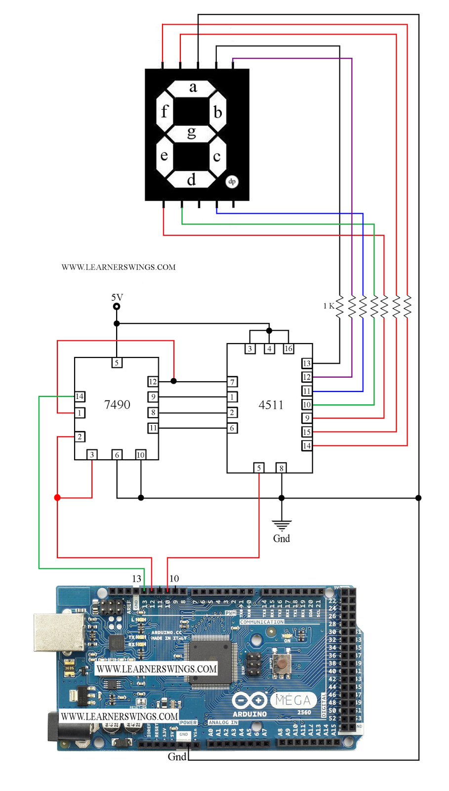 arduino - How do I write code for multiplexer inputs