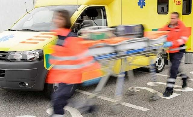 Τραυματίες υπάλληλοι της ΔΕΗ Ναυπλίου σε τροχαίο ατύχημα στην Αργολίδα