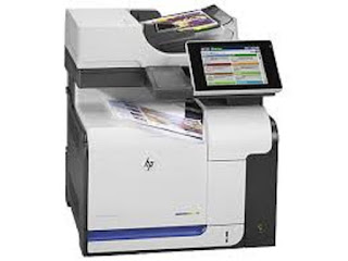 Picture HP LaserJet M575 Printer Driver Download