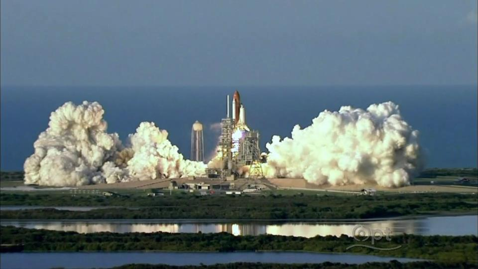 2008 space shuttle disaster