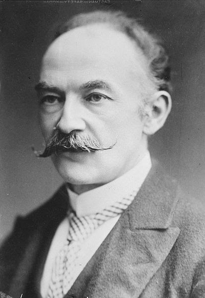 the poem hap by thomas hardy