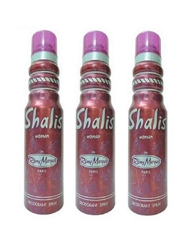 Pack Of 3 - Shalis Women Body Spray 175 ml