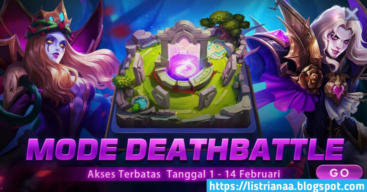 Tutorial Curang Main di Mode Death Battle Mobile Legends 5