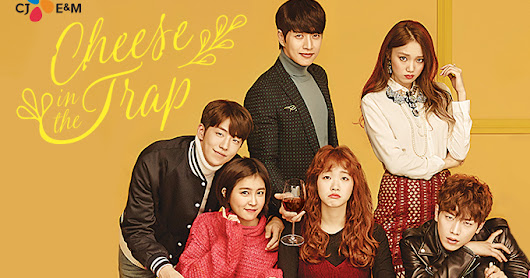 Resenha: Cheese In The Trap (k-drama)
