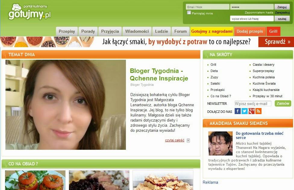 http://gotujmy.pl/bloger-tygodnia-qchenne-inspiracje,artykuly-bloger-tygodnia-artykul,16621.html
