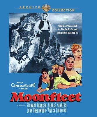 Moonfleet 1955 Bluray