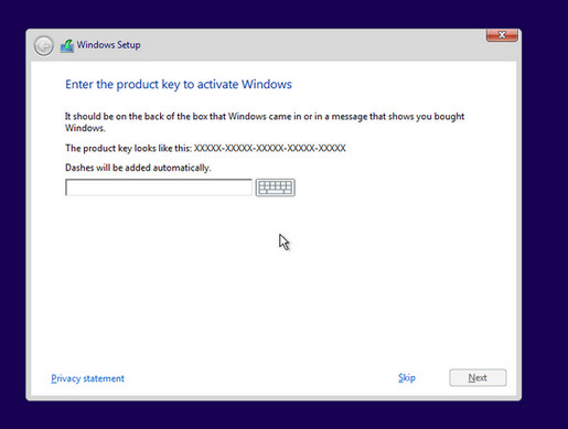 Cara Instal windows 10 dengan Mudah Dalam waktu Singkat