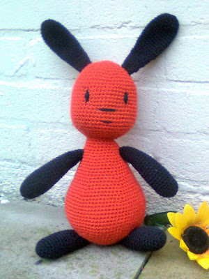 #amigurumi #crochet #soft #toy #bunny #pattern