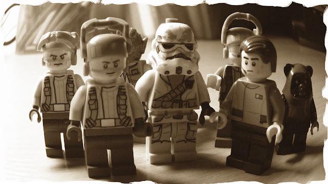 Повстанцы фигурки лего, звездные войны, стар варс, star wars