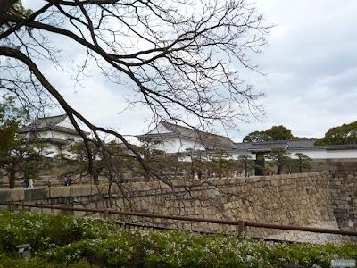 大阪城大手門(生玉門)
