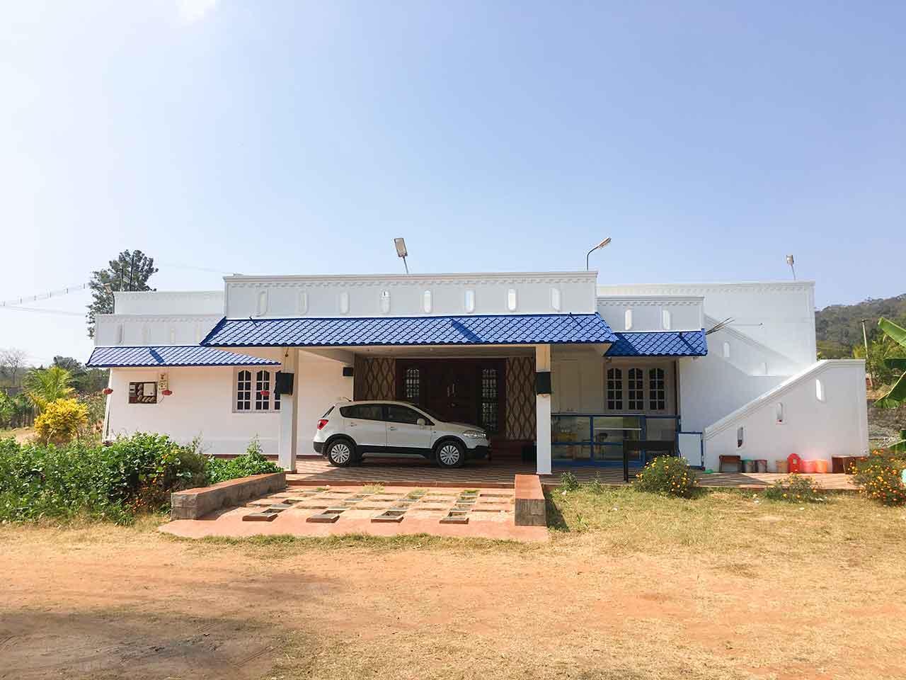 anu garden villa in yelagiri hills for rent
