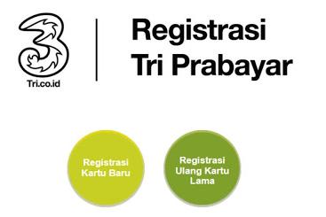 Cara Registari Kartu Tri Paling Mudah Dan Info Seputar Kartu Tri Lengkap