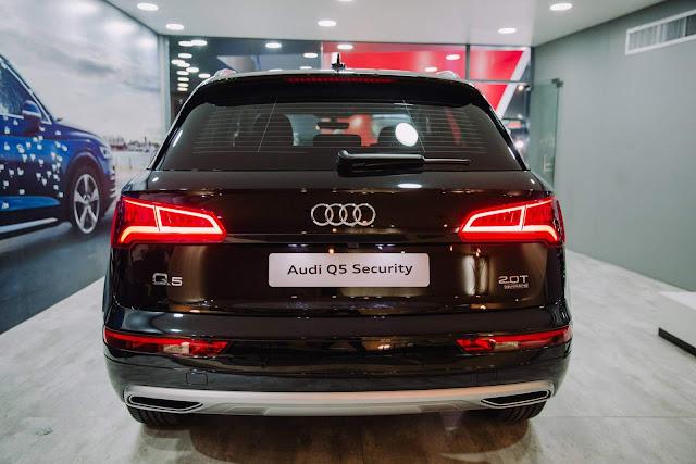 Novo Audi Q5 2018 Blindado de fábrica