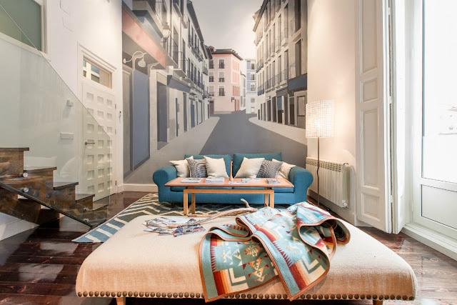 Skandinavisches Design aus Spanien - locker und leicht einrichten, wohnen und leben!