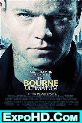 The Bourne Ultimatum 2007 Dual Audio 480p || 720p BluRay x264 [Hindi – English] ESubs, 350MB | 700MB Download