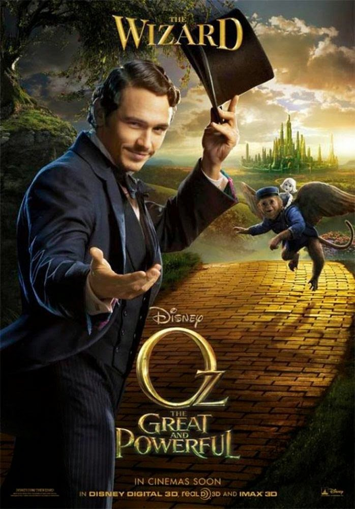 oz the great and powerful james franco