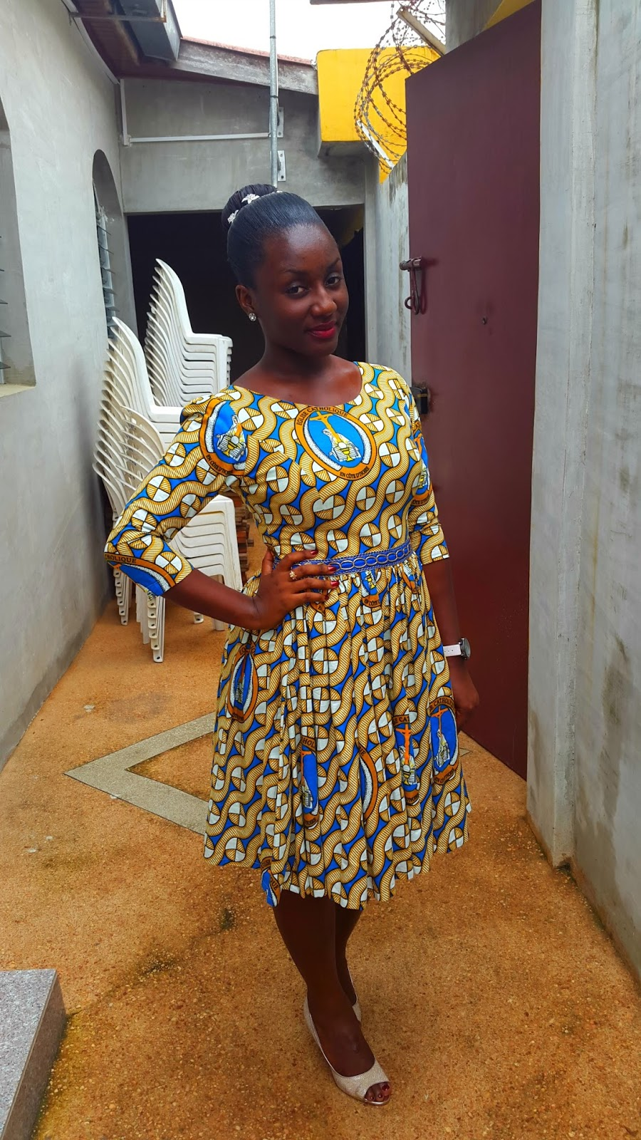Model Pagne Ivoirien 2015