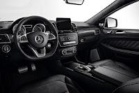 Mercedes-AMG GLE 43 4Matic Coupé OrangeArt Edition (2017) Interior