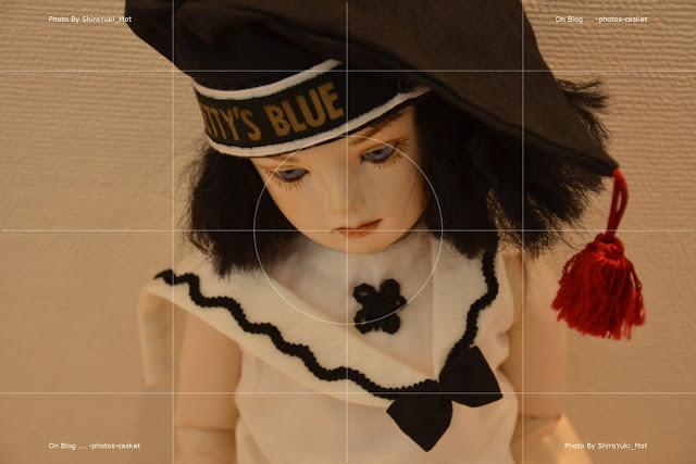 偶像 郷愁 お人形 Little Girl Blue Red Garland