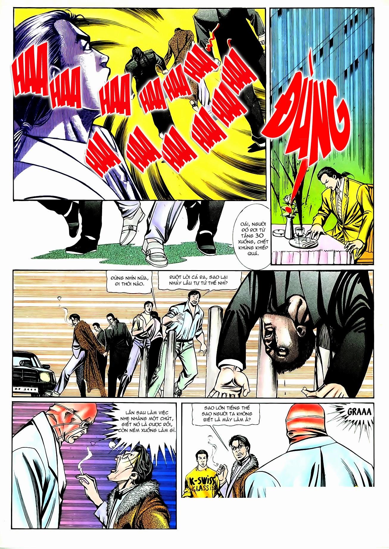 Người Trong Giang Hồ chapter 84: đỗ vương hạ tân trang 14