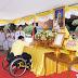 อัญเชิญพระราชกระแสทรงชมเชย และสิ่งของพระราชทานมอบให้คนพิการ