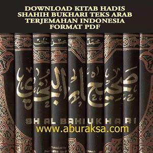 Download Terjemahan Kitab Hadits Shahih Bukhari (Pdf)